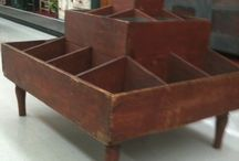 Antiques/Primitives / We love to collect antiques & primitives ourselves.  / by The Merchant General Store