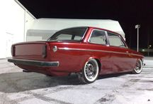 Volvo 142 coupe