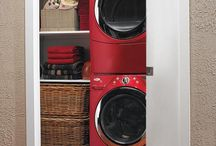 Laundry Room Ideas / Ideas for remodeling the laundry room. / by Angie Newton