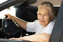 Senior Driving Tips / Driving tips for seniors or mature drivers to help them on the road and when to decide to turn in the keys.