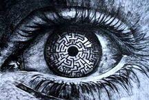 LABIRINTOS / Fascinação por labirintos. Salve Jorge Luis Borges!
