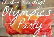 olympic theme / by Tiffany Douglas