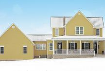 House Style/Floor Plans / by Kristy