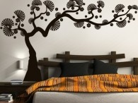 Tree Wall Decals / Tree wall decals are a great way to add a designer touch to achieve a stylish, creative look to your rooms. Tree Wall Stickers bring a bit of the outside indoors and coordinate beautifully with your colors. You don't have to plant a tree to enjoy the serenity they inspire! Change the look of the room by rotating your tree wall stickers to coordinate with the seasons!