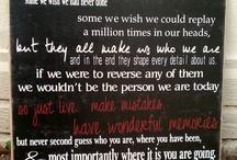 Great Quotes/Sayings / by Belinda Lane