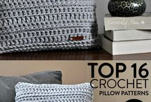 pillow crochet