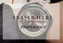 The 'Prestigious' Edit / A collection of our most prestigious watch brands