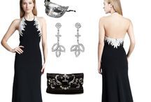 What to Wear to a Masquerade Ball / by Pam Bush