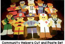 comunity helper