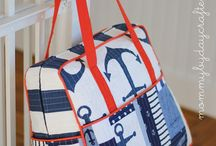 DIY Bags, Purses, Clutches, Totes & Pouches / Make your own bag, purse, clutch, tote or pouch to keep or give away.