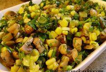 Salata & meze türleri