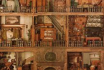 Maisons miniatures / by Denise Surprenant