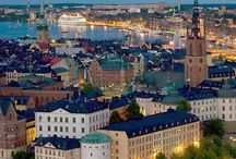 Sweden / Land of the midnight sun and one of the most beautiful country in the world!  ..and I live here. :-)