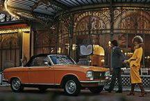 Peugeot soft top convertibles