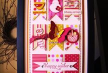 Samplers / Samplers Art made from SU products / by Earlene Hannah
