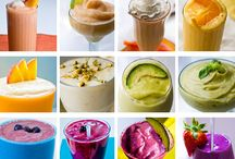 Gulp for a better life~ / Smoothies and healthy drinks. / by Veronica P