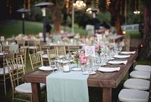 wedding ideas / by Tracy Smith