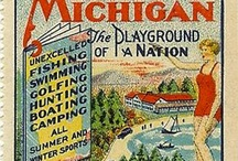Vintage Michigan / Visions of Michigan's past.