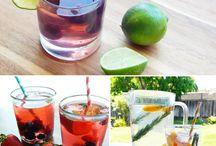 Summer Cocktails & Drinks