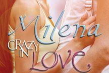 Milena - Crazy in Love / Young Adult Roman, erscheint im September beim Sieben Verlag