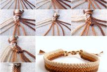 Bracelets Tissés