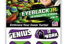 Teenage Mutant Ninja Turtles / by EyeBlack