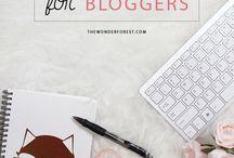 Creative | Blogging