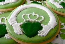 st patricks cookies / by Rosa M Fernández