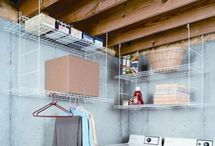 laundry room / by Julie Simniok
