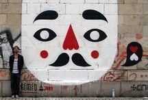 street art / by Gabriela Bárc