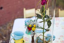 Beauty and the beast tea party / by Alysia Vanderpool