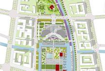 China Masterplan / Chinese city planning