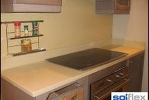Soflex Kitchen Tops