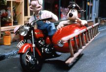 Wallace & Gromit, exercises