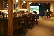 Home Bars / Residential bars / by Talla Skogmo Interior Design