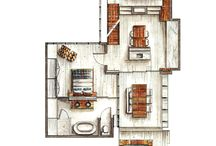 Design Interior Sketch