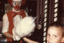 I'm Really Not Fond of Clowns / by Carol McNaughton