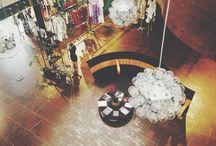 Sari Spazio Fashion Showroom