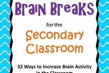 Brain breaks high school
