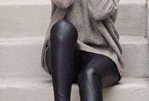 leather leggins outfits
