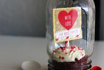 Be Mine Valentine / by Alicia Fortie