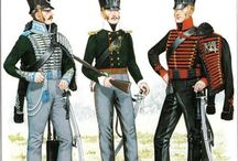 Prussian Napoleonic period regiments