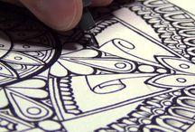 drawing / Drawing & tutorials of drawing