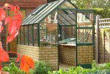 Dwarf Wall Greenhouses / Taking a design from a bygone era and bringing it to the present day packed with practical features.