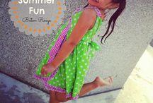 Summer activities / by Susan Morgan