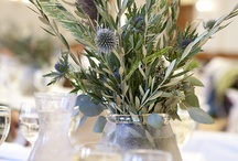 thistle wedding