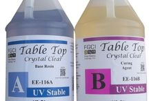 table resin