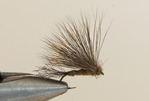 Fly Tying Patterns / Featuring flies from Whip Finish Industries.