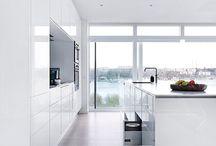 Kuchyně / contemporary modern kitchens