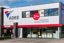 Adee keukens in Rijssen / Adee keukens is één van de vestigingen van de DB KeukenGroep en gevestigd in Rijssen.